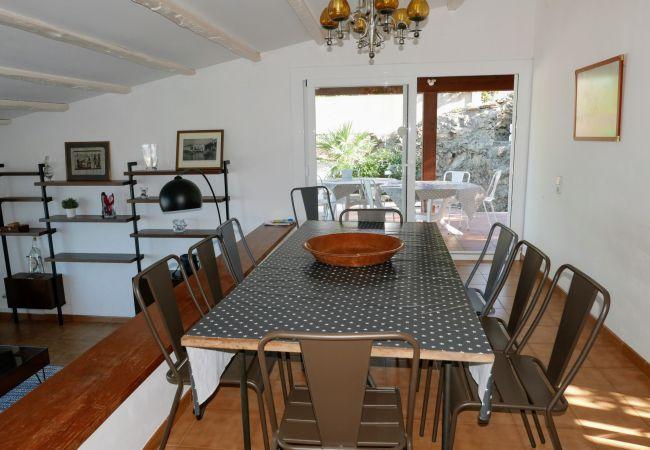 Villa en Port de la selva - 071 La Mora II