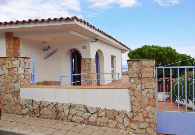Casa en Llança - 051 Banyuls piscina