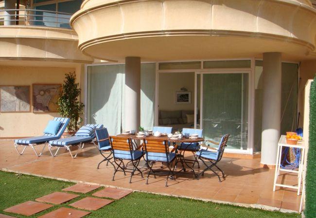 Apartament en Llança - 118 Tonyines Piscina
